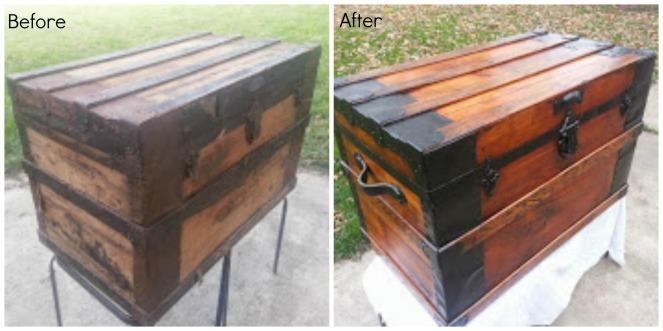 Trunk Before After