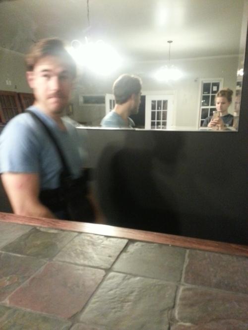 Mirror fun :-P