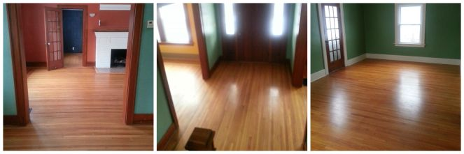 Before floors