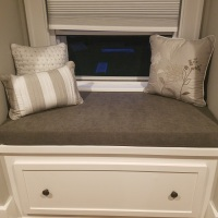 DIY Window Seats