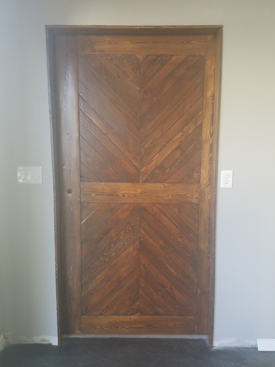 DIY Barn Door 2.0