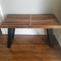 Building a Nelson Bench