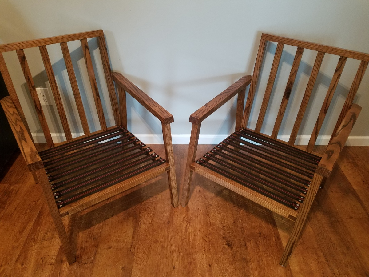 (Re)Building Outdoor Furniture