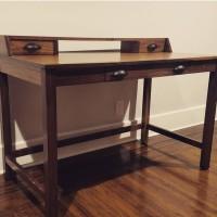 Building a Walnut Desk